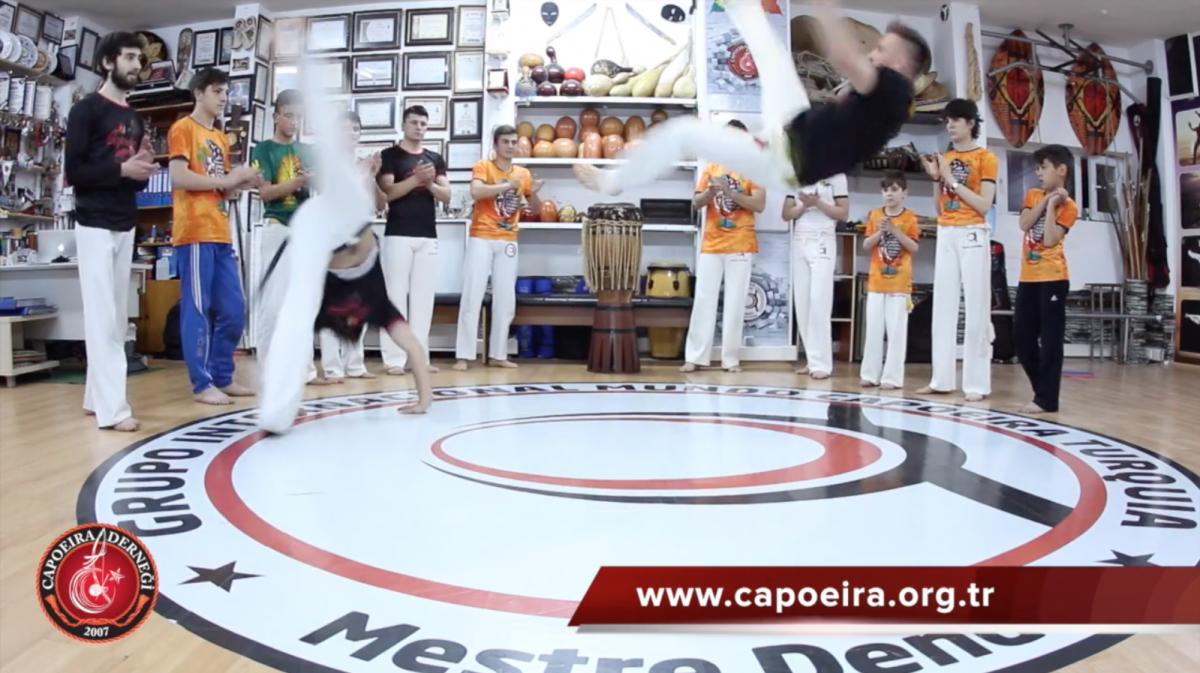 Capoeira Derneği 2016