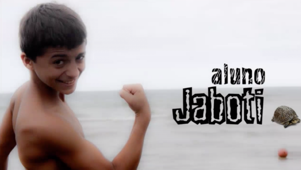 Aluno Jaboti 2012