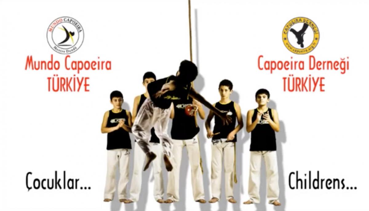 Capoeira Çocuk Dersi 2013