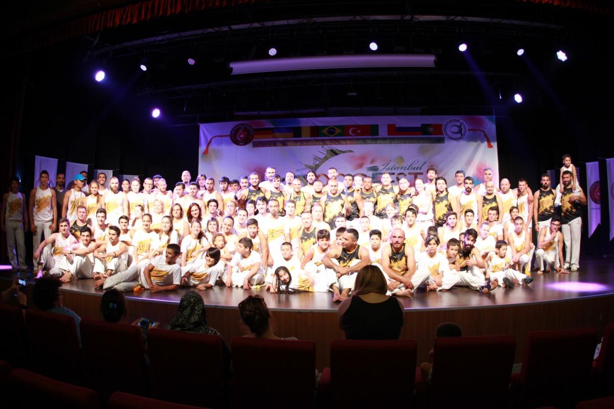 10. ULUSLARARASI MUNDO CAPOEIRA TÜRKİYE FESTİVALİ - KEMER TÖRENİ 2014