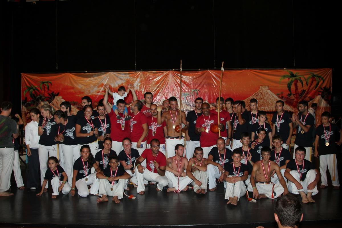 7. ULUSLARARASI MUNDO CAPOEIRA TÜRKİYE FESTİVALİ - KEMER TÖRENİ 2011