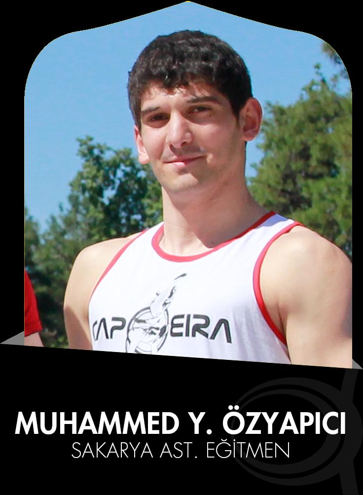 Muhammed Y. ÖZYAPICI