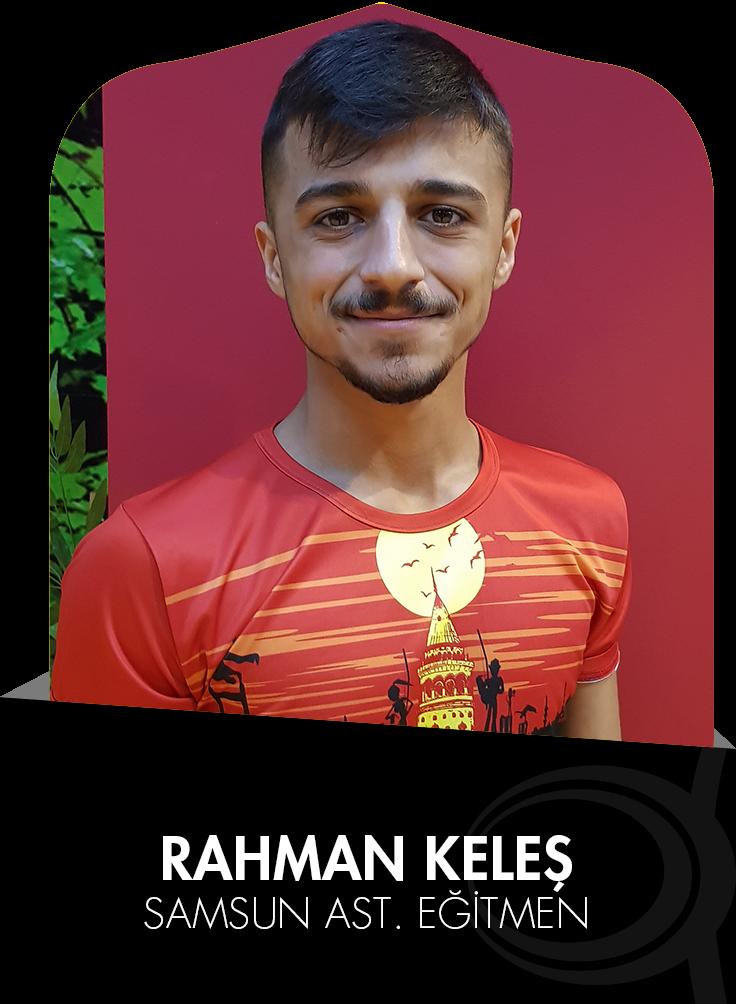 Rahman KELEŞ